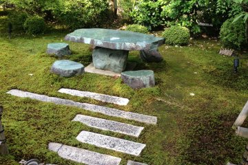 <p>Take a seat and soak in your surroundings</p>