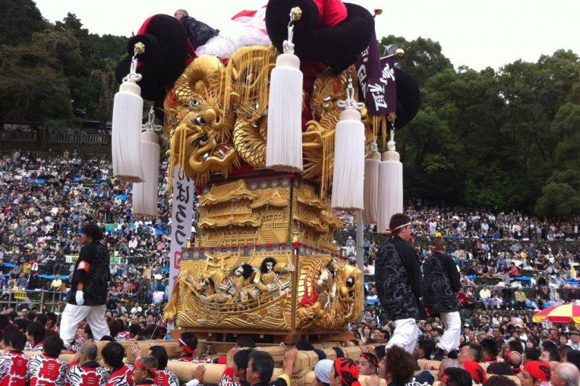 Festival Taiko Niihama