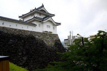 <p>Reconstruction of Inari Yagura Tower</p>