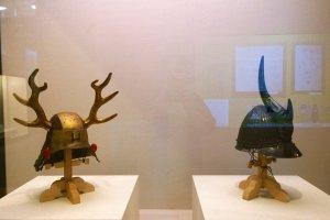 เครื่องสวมศรีษะนี้เป็นหนึ่งในเครื่องแบบนักรบโบราณที่ถูกจัดแสดงไว้ภายในปราสาทนาโกย่า นอกจากความประณีตในหัตศิลป์ยุคก่อนแล้ว มันยังใช้บ่งบอกตำแหน่งของซามุไรอีกด้วย