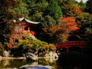 Bentendo and the red bridge