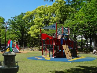 A playground for kids.