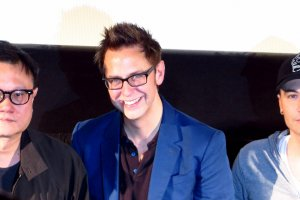 Beberapa anngota juri: Eric Khoo, James Gunn dan Robert Luketic
