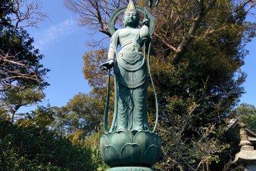 <p>Komyoin Temple</p>