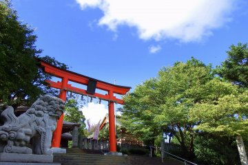 Fujishima Shrine