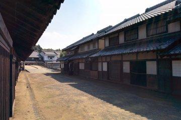 <p>Townhouse area</p>