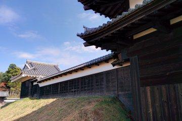 <p>Outside the Edo Castle zone</p>