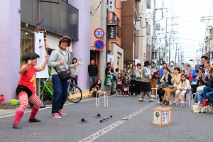 Street performances