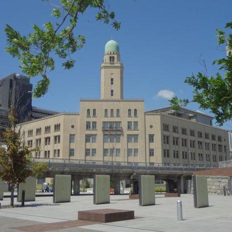 요코하마의 세 주요 건물 #2