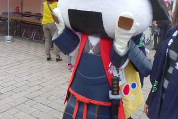 Aoba Ward Festival