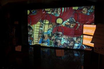 <p>Panorama Vision of the Summer War of Osaka</p>
