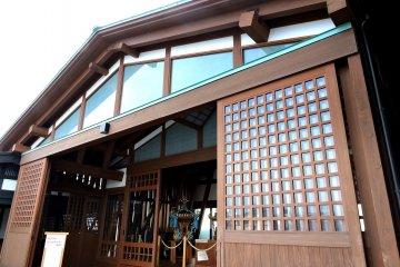 """에치젠오노죠 """"시타마(城下町)동쪽광장"""""""