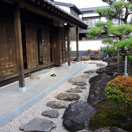 Daimyo's Retreat at Yui Station