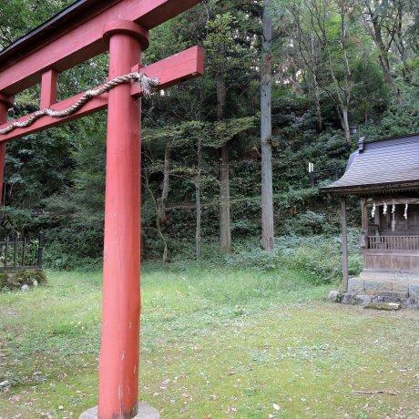 Old Buildings of Yanagino Yashiro