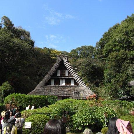 Japan Open Air Folk House Museum
