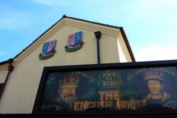 <p>The English House</p>
