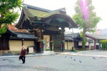 Kyoto's Higashi Honganji