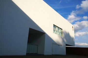 <p>อีกมุมมองอันงดงามของสถาปัตยกรรมอันมีเอกลักษณ์</p>