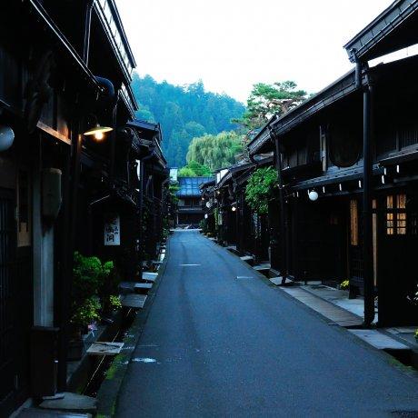 Phố cổ Takayama