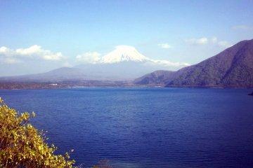 Весна в горах Яманаси