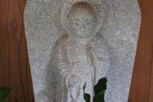畜生(ちくしょう)道を守護する地持地蔵菩薩、「大光明地蔵菩薩(だいこうみょうじぞうぼさつ)」