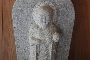 人間(にんげん)道を守護する法性地蔵菩薩、「大清浄地蔵菩薩(だいせいじょうじぞうぼさつ)」
