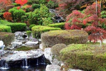 아름다운 조경 일본 정원