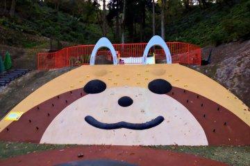 니시야마 공원의 팬더랜드