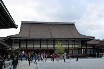 京都御所を歩く~3