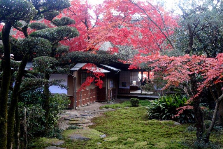 九年庵 別荘と庭園