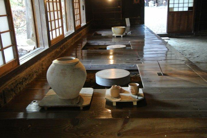 Craftsperson's Village in Mashiko