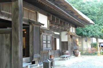 <p>Ancient style 4th building in the Mashiko Sankoukan (Consultation Museum)</p>