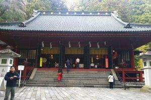 ศาลเจ้าฟุตะระซาน (Futarasan Shrine) อันศักดิ์สิทธิ์