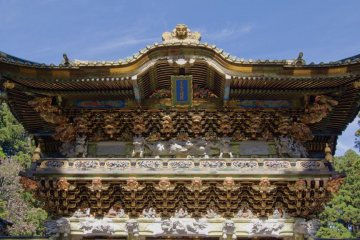 The Grandeur of Toshogu Shrine