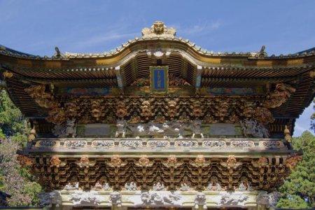 華麗なる日光東照宮