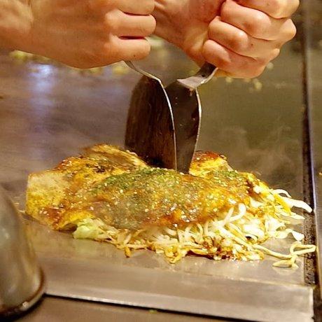 """Okonomiyaki """"Goemon"""""""