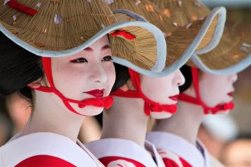 Ancient traditions live on at the Gion Matsuri