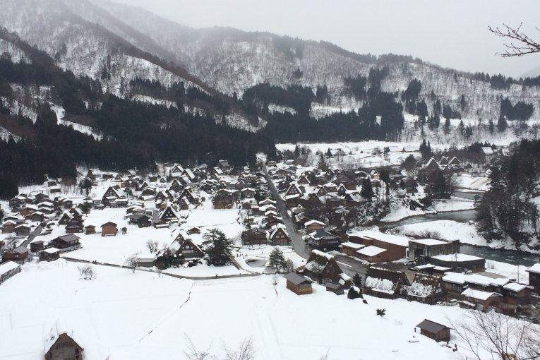 Shirakawago, Desa Warisan Dunia