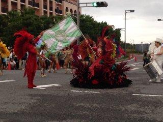 Карнавальные танцы