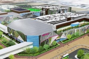 Mushola Aeon Mall Makuhari New City