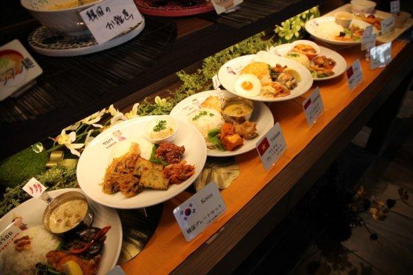 Contoh makanan dari berbagai negara