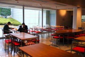<p>Con su gran sal&oacute;n, el restaurante fue dise&ntilde;ado para servir a 600 personas</p>