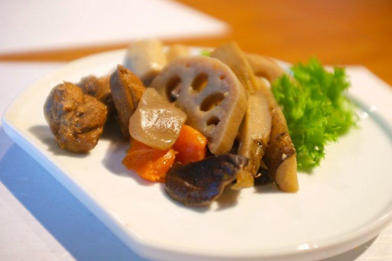 Comida Halal en Kappou Yama