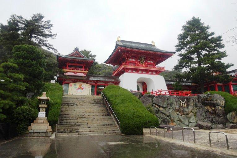 Sanctuaire Akama