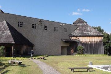 Akino Fuku Art Museum, Hamamatsu