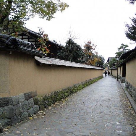 Quận Samurai Nagamachi