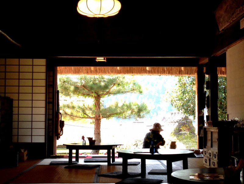 Simply Autumn Cafe Menu