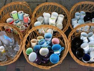 Gelas dan mug