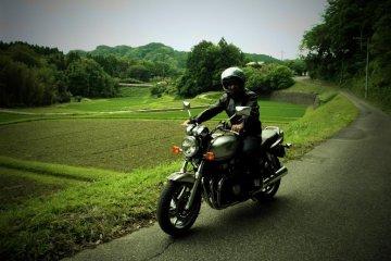 Rental Bike Kizuki