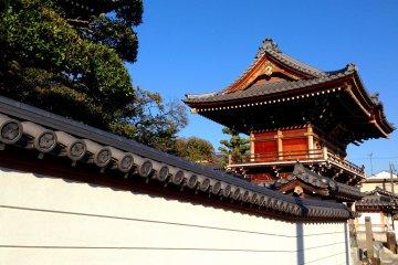 Dairin-ji in Kanagawa